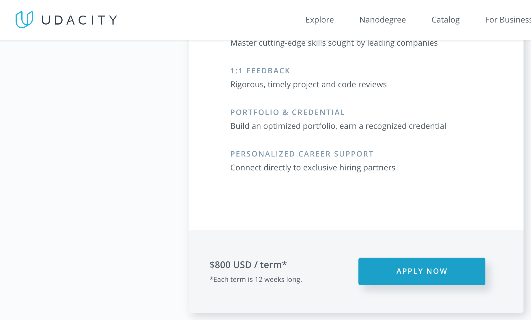Is Udacity's Ai nanodegree worth it for an experienced coder?